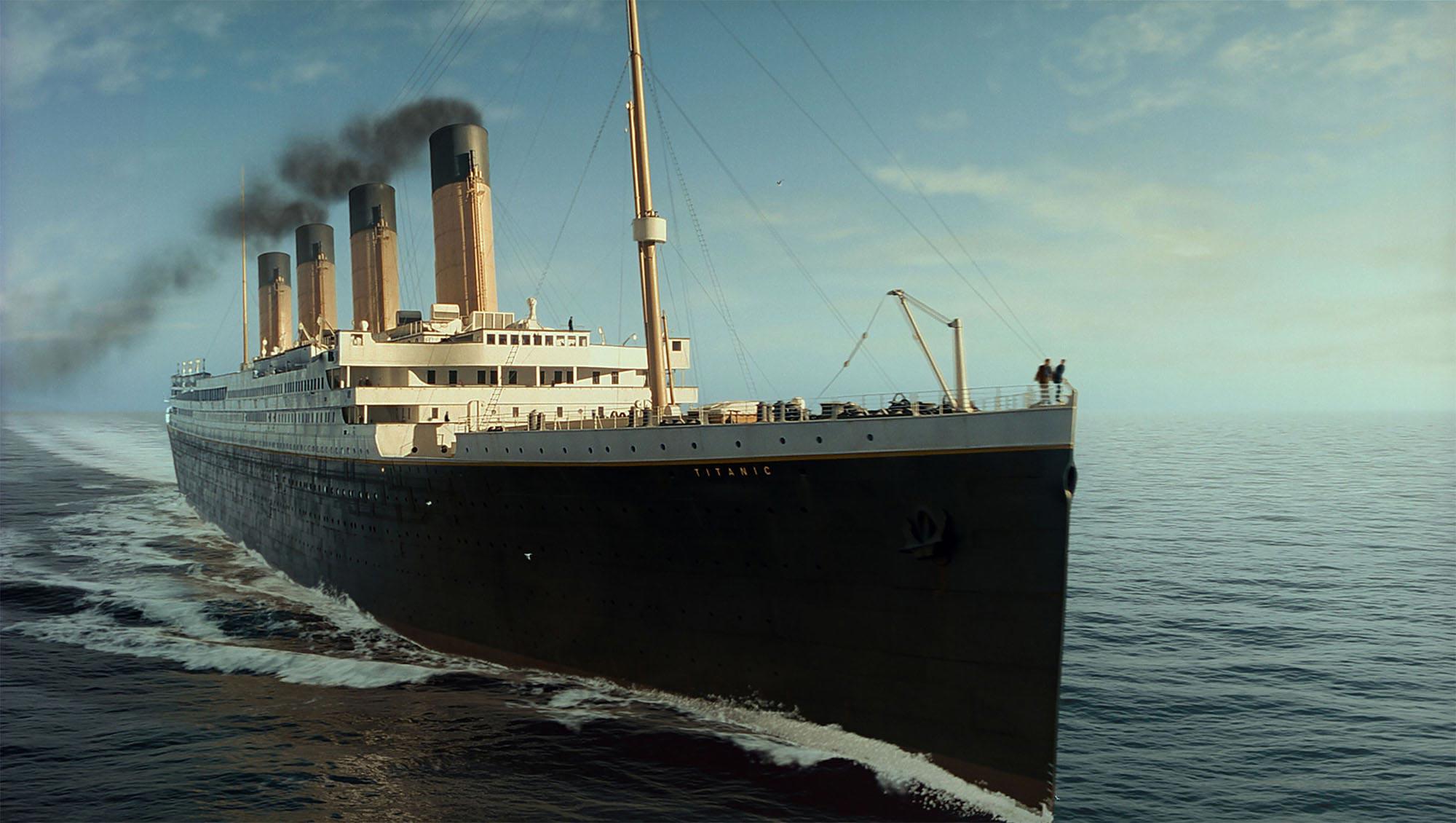 L'ultima cena sul Titanic