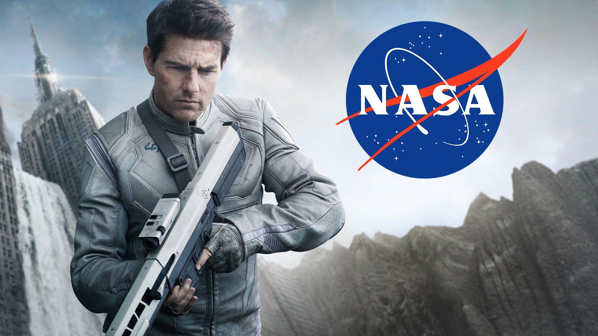 Tom Cruise farà il film con la NASA nella Stazione Spaziale Internazionale