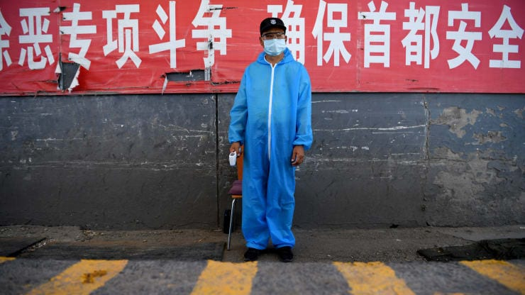 Nuovo Coronavirus: il focolaio di Pechino è un nuovo virus?