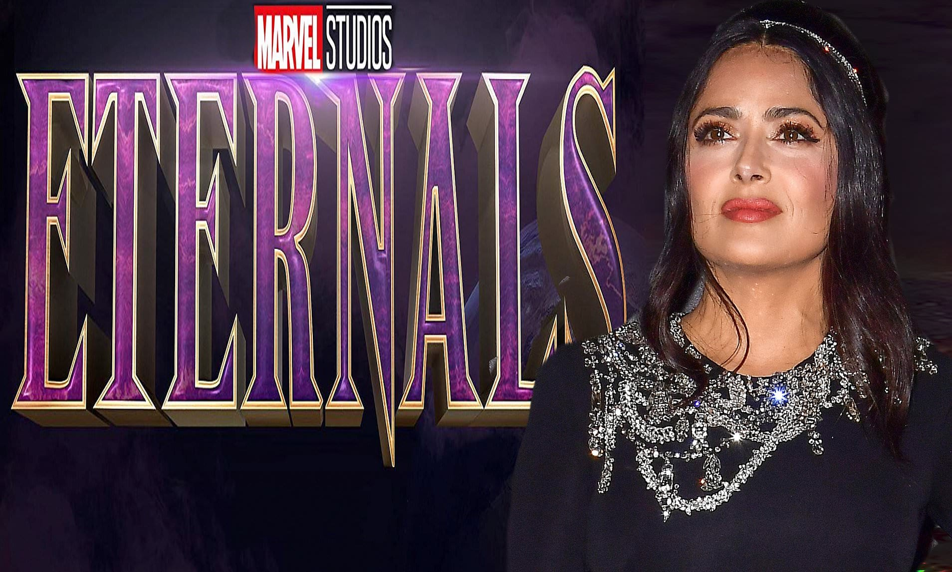 Eternals Salma Hayek
