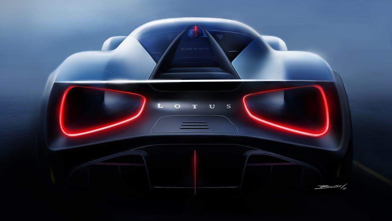 Lotus lavora alla sua ultima auto a motore termico, poi farà solo auto elettriche