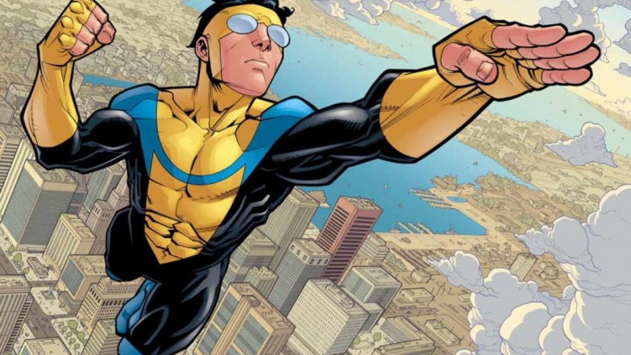 Invincible: il 4 marzo Saldapress rilancia i fumetti della serie