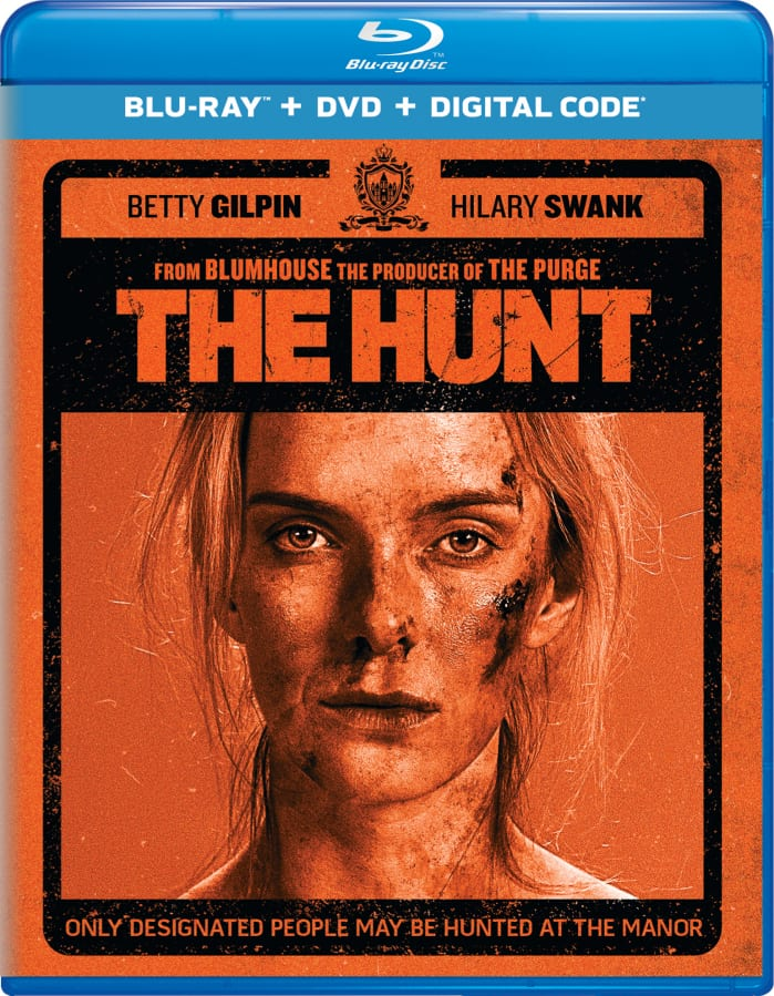 The Hunt Home Video