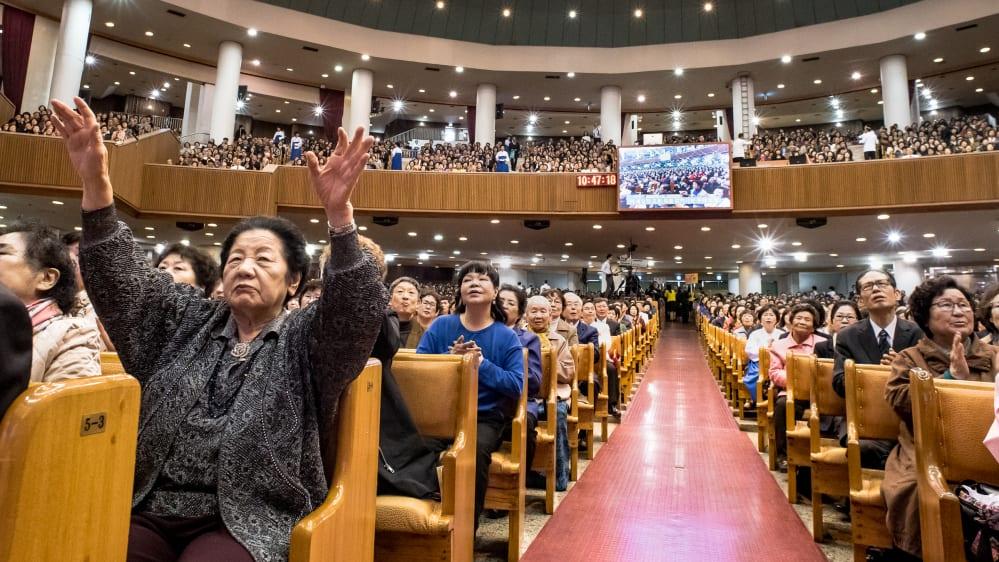 neo evangelismo in corea