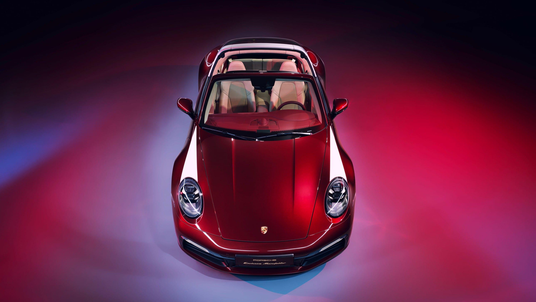 Porsche 911 Targa 4S Heritage Edition, un'edizione semplicemente stupenda