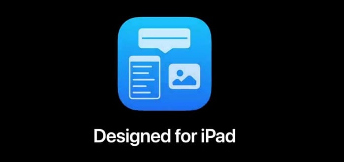 Designed for iPad