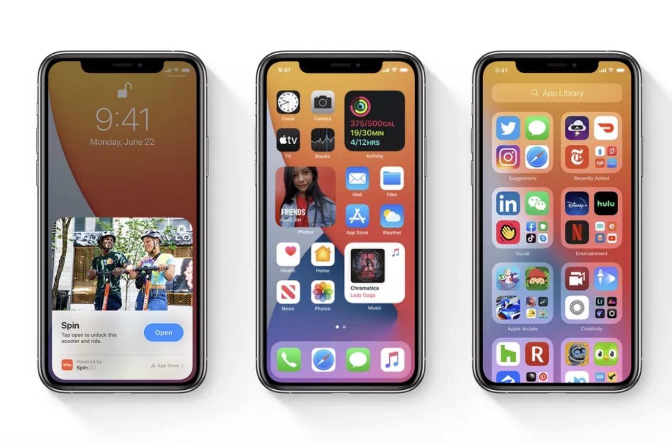iOS 14, iPadOS 14 e macOS Big Sur: la lista completa dei device compatibili con gli ultimi OS di Apple