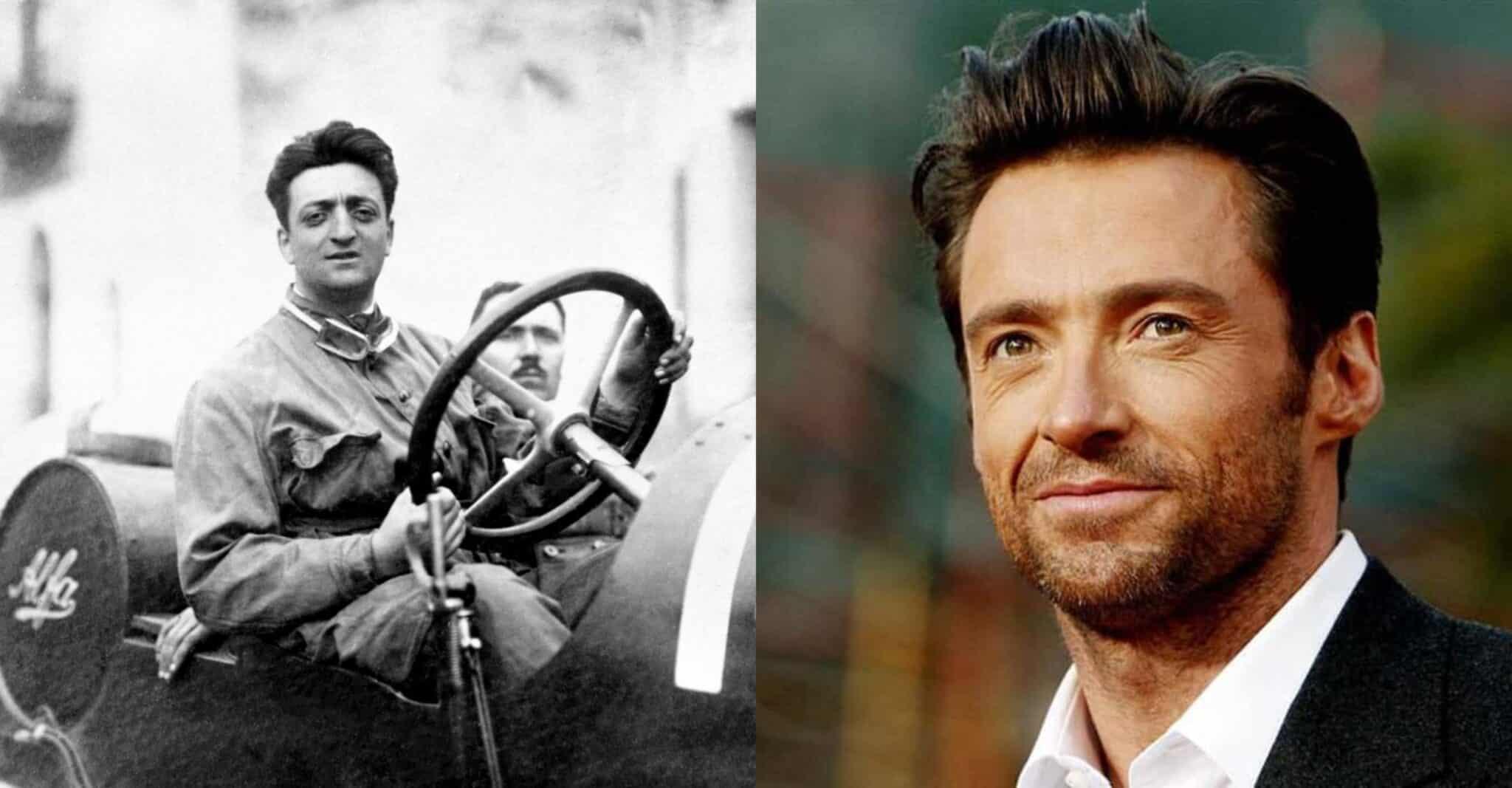 Hugh Jackman sarà Enzo Ferrari nel film di Michael Mann