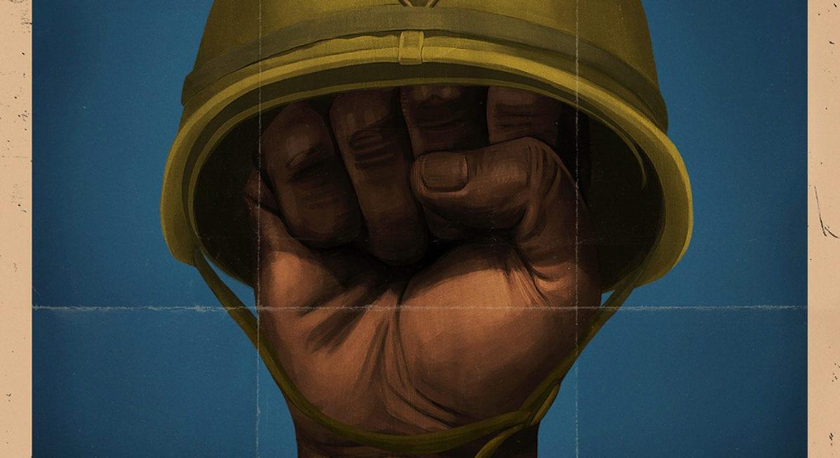 Da 5 Bloods: ecco il poster del film di Spike Lee legato alla morte di Floyd