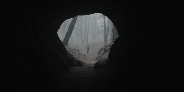 Dark 3 Cave