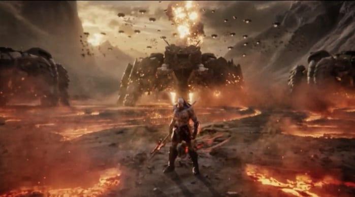 Darkseid - prima immagine