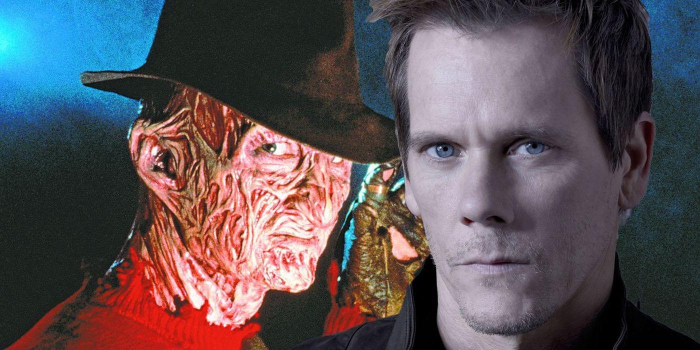 Nightmare on Elm Street: Kevin Bacon nuovo Freddy Krueger? Ecco la sua reazione