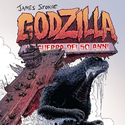 Godzilla_la guerra dei 50 anni_COVER