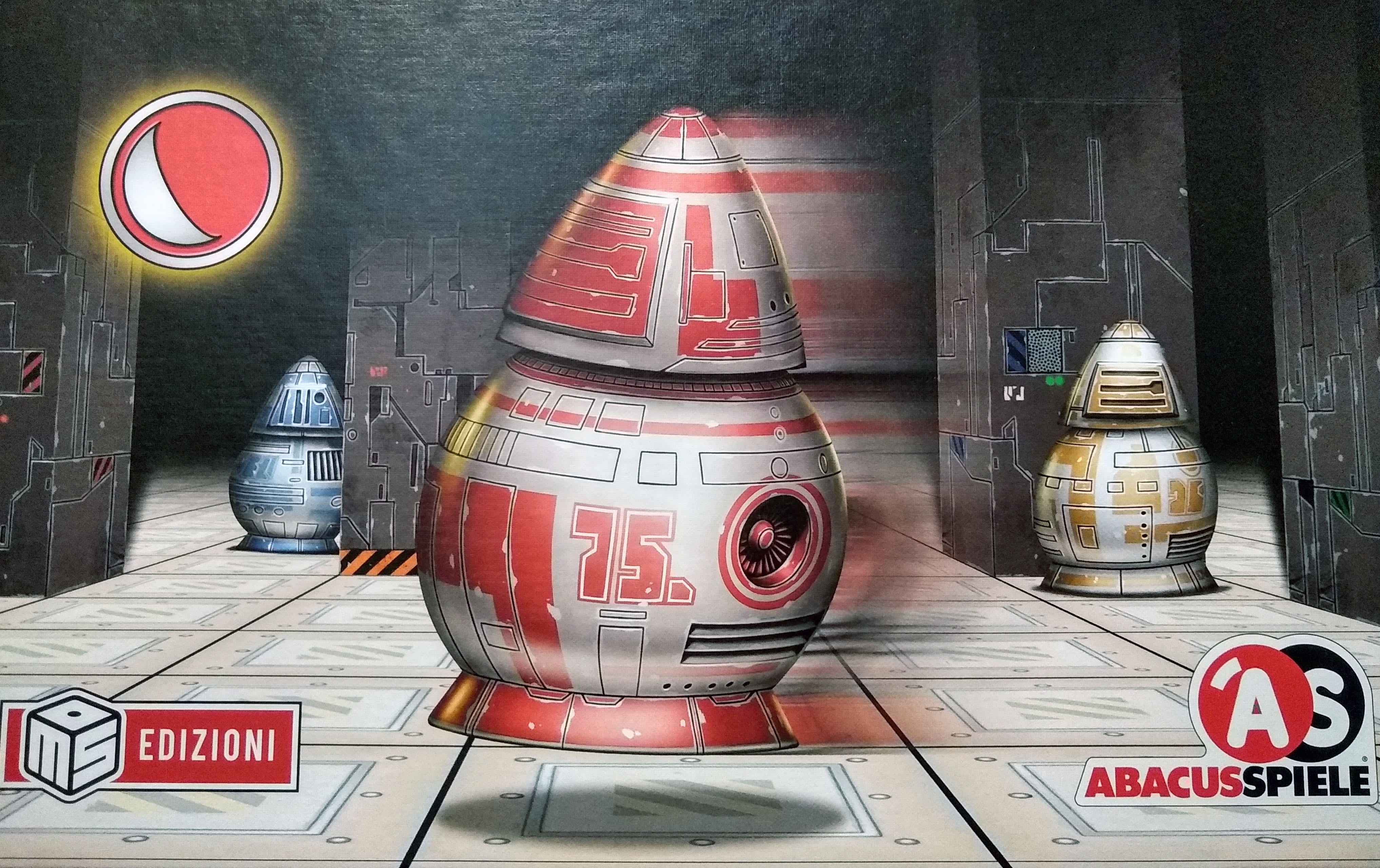 Recensione Rock'n'Roll Robot: sfida all'ultimo rimbalzo