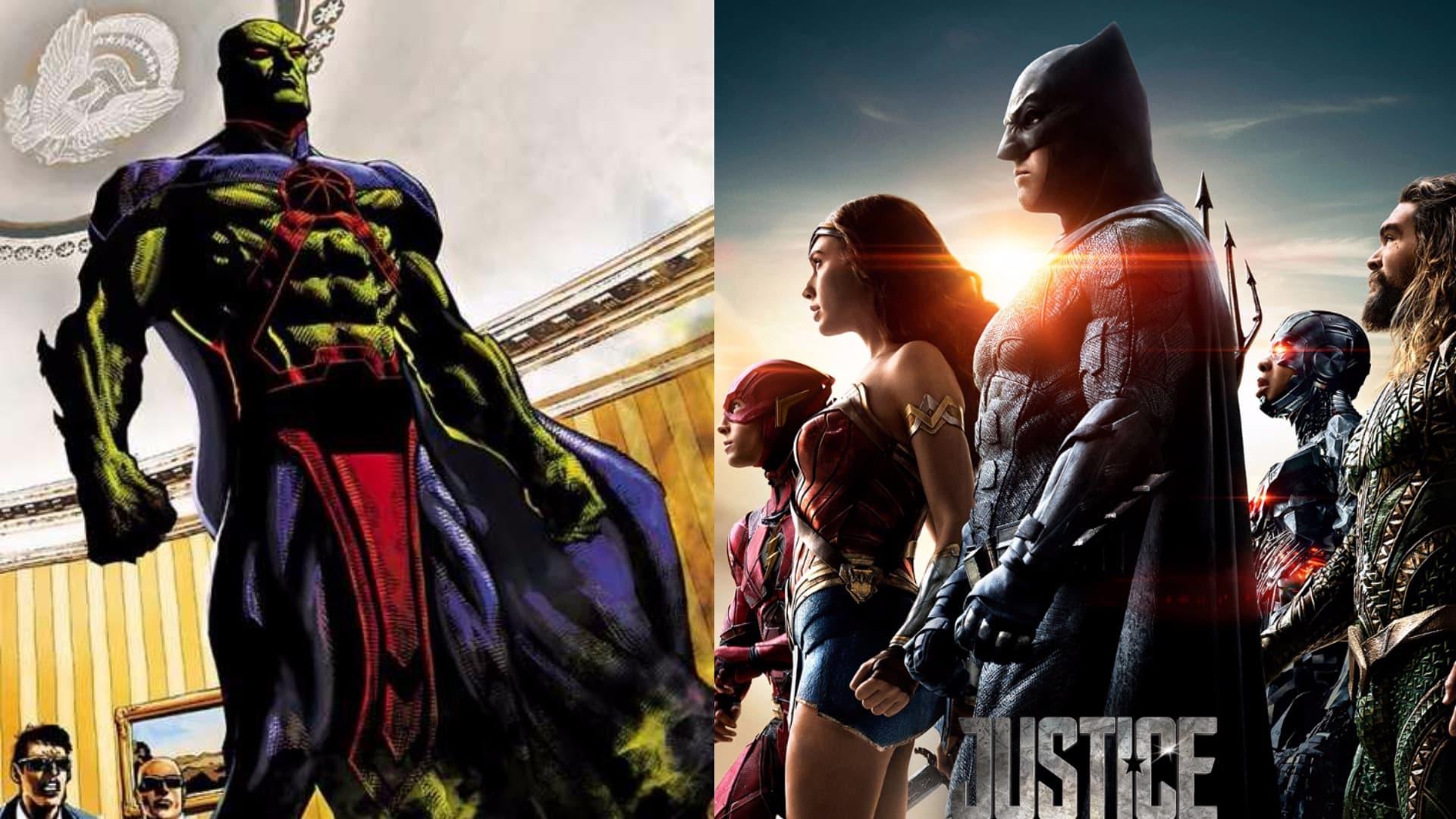 Justice-League, Martian Manhunter