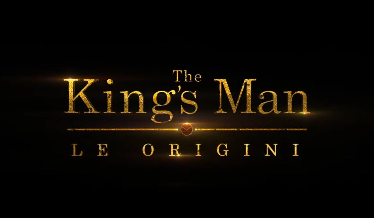 The King's Man - le origini