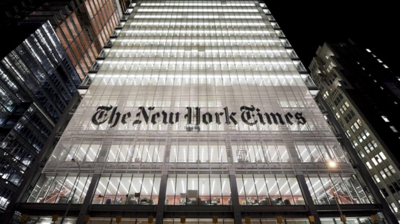 Il New York Times ha venduto un NFT per 560.000$