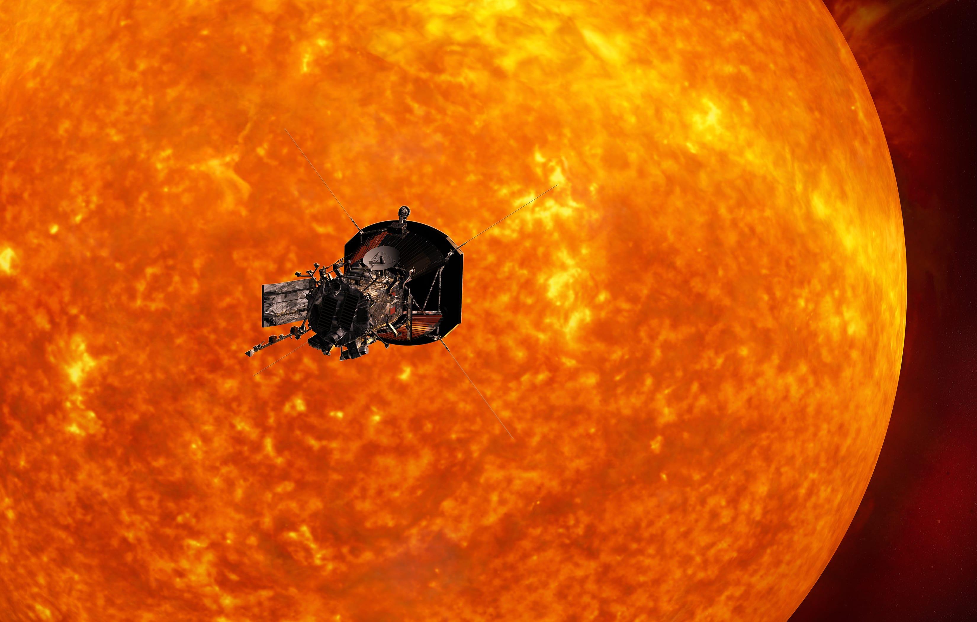Parker Solar Probe: ha effettuato un altro flyby avvicinandosi sempre di più al Sole