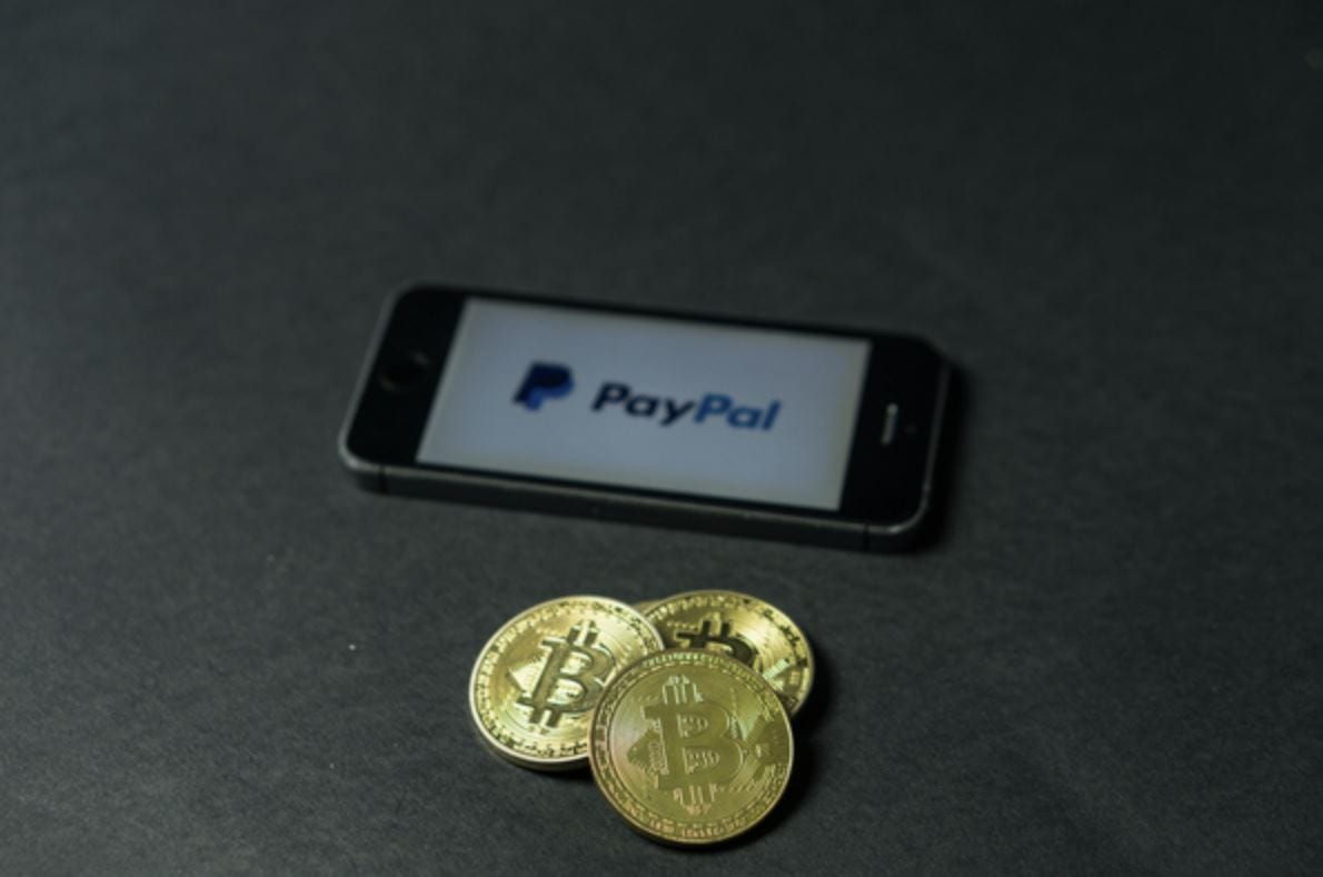PayPal, pagamenti in criptovalute attivati ufficialmente: si parte dagli USA