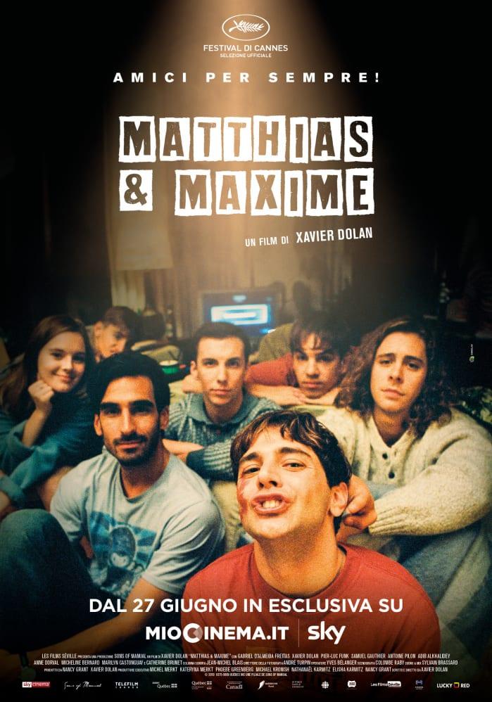 Poster Matthias & Maxime