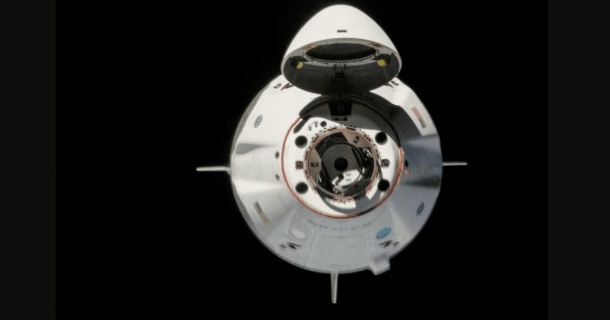 SpaceX Dragon avrebbe lanciato un falso allarme sull'ISS