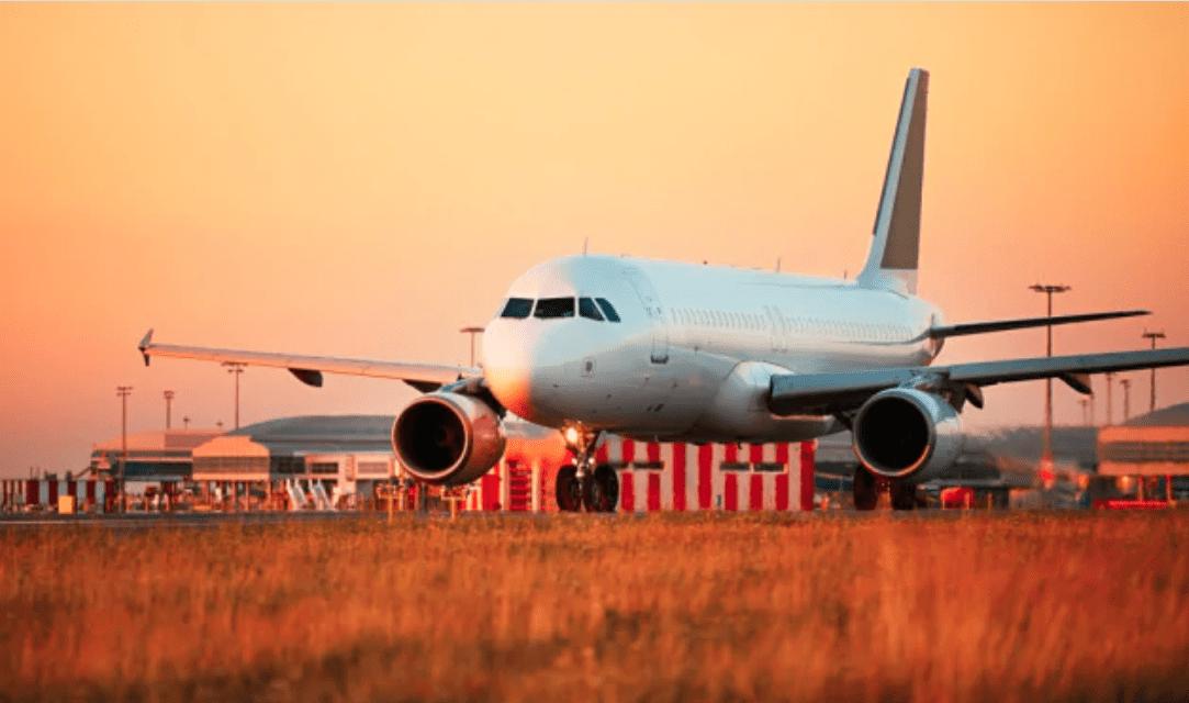Coronavirus: ecco l'animazione di come la pandemia ha azzerato il traffico aereo nel mondo