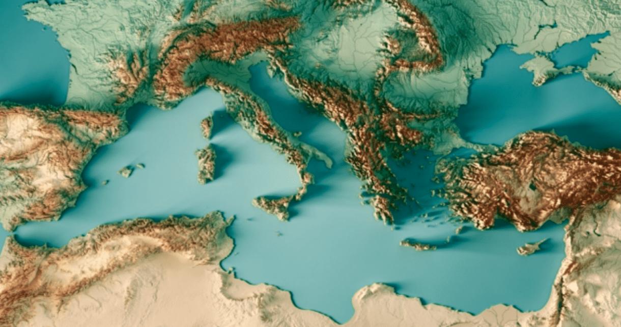 Perché il Mar Mediterraneo è un hot spot del cambiamento climatico?
