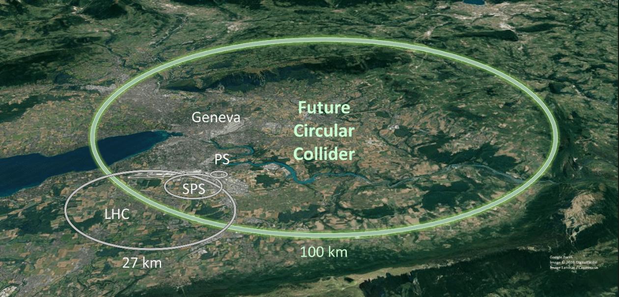 Cern: presentato il progetto per il nuovo super acceleratore