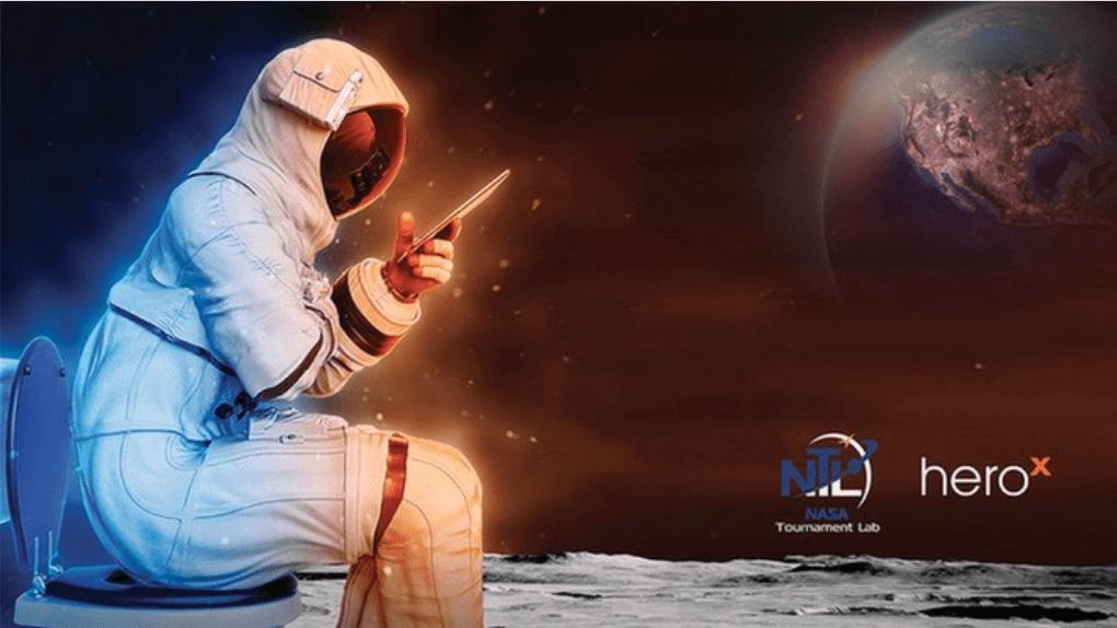 Toilette spaziali: la NASA mette in palio 35.000 dollari per l'idea brillante che le rivoluzionerà