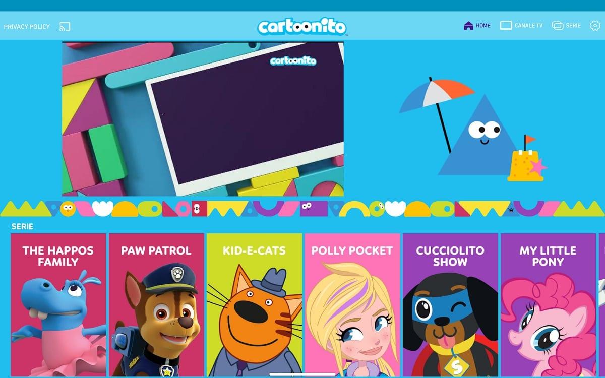 Cartoonito App Boing App