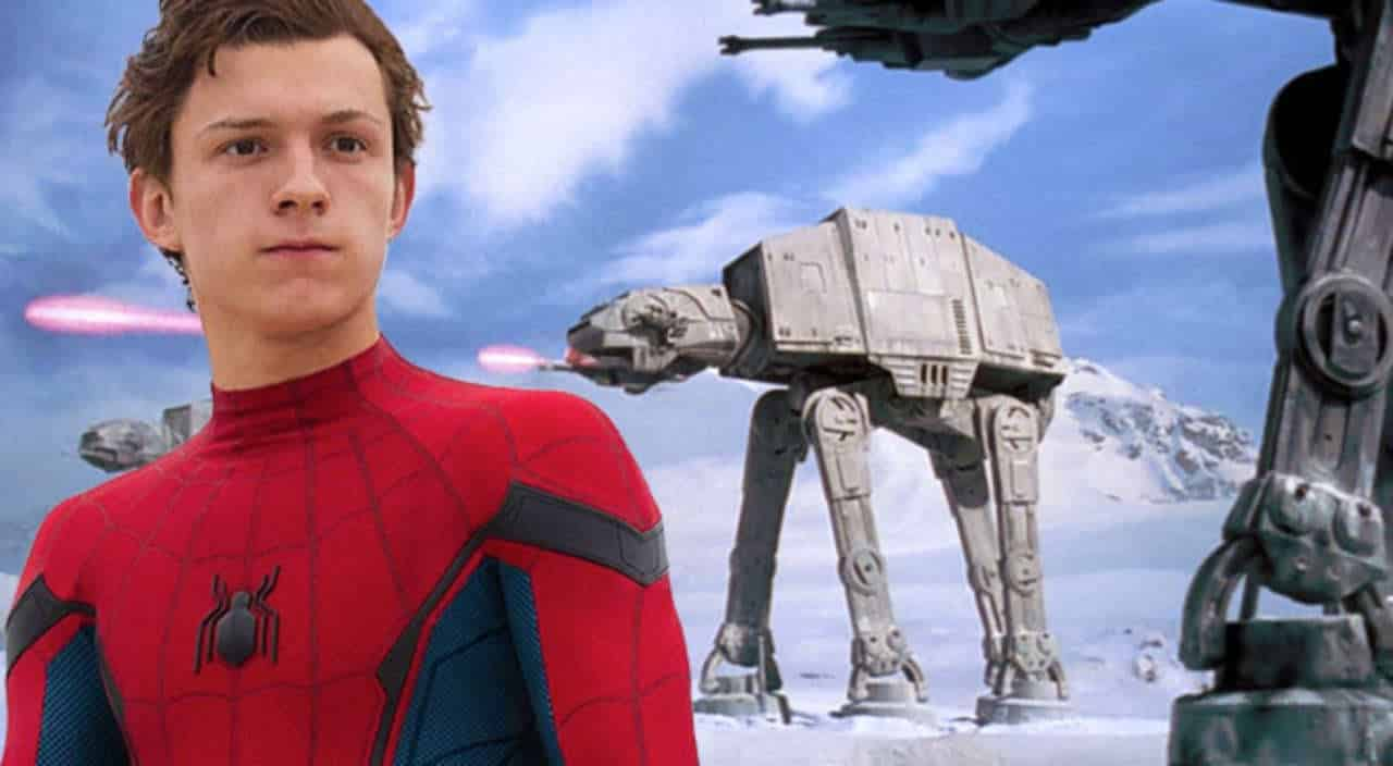 Tom-Holland, Star Wars, fratelli Russo