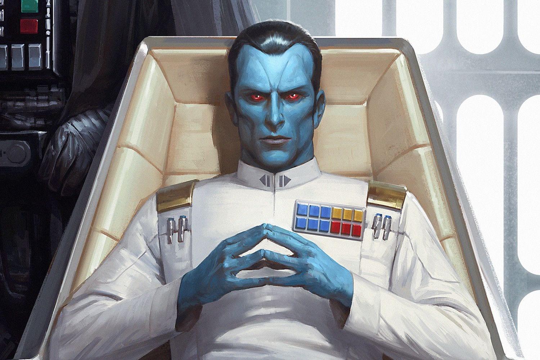 star wars, grand'ammiraglio Thrawn