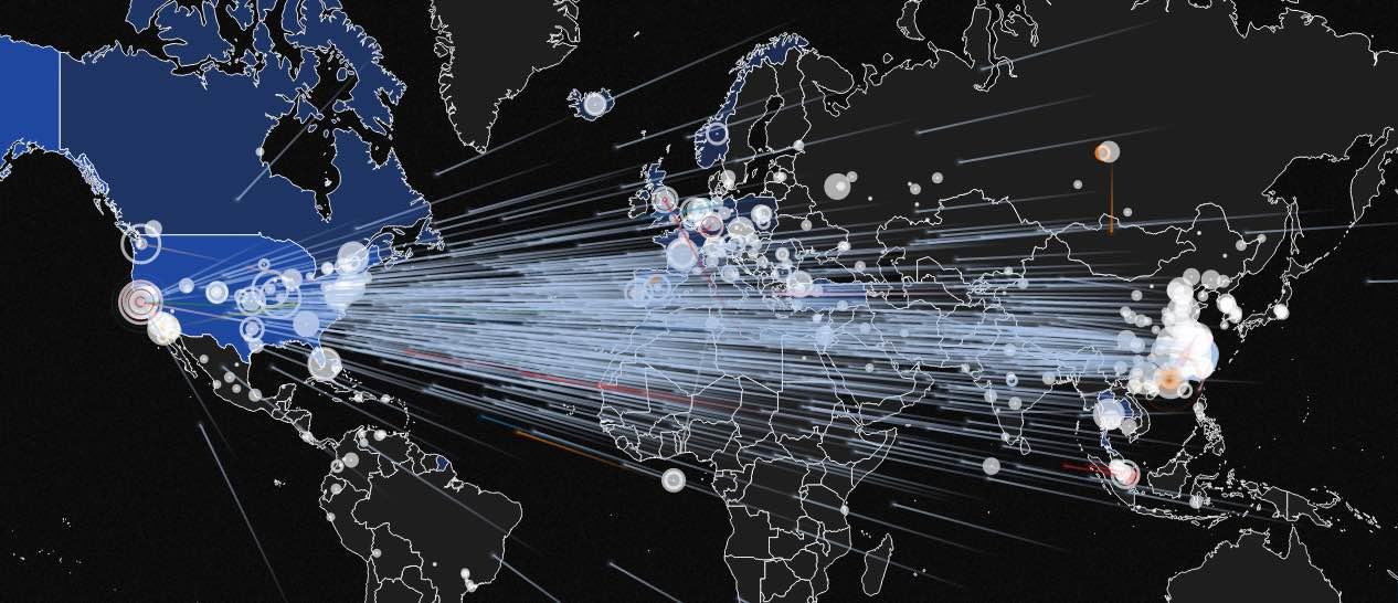 Amazon è sopravvissuto all'attacco DDoS più violento della storia