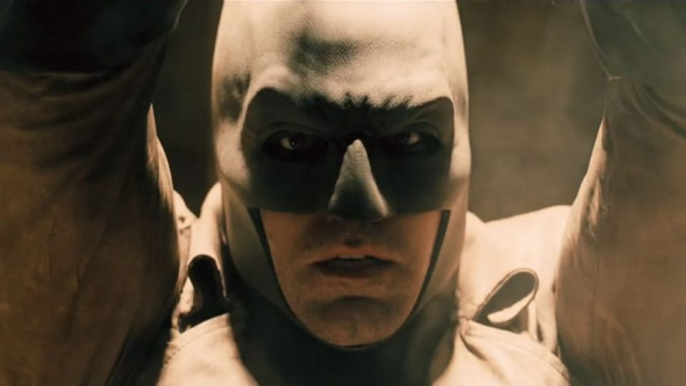 Batman Knightmare, Justice League