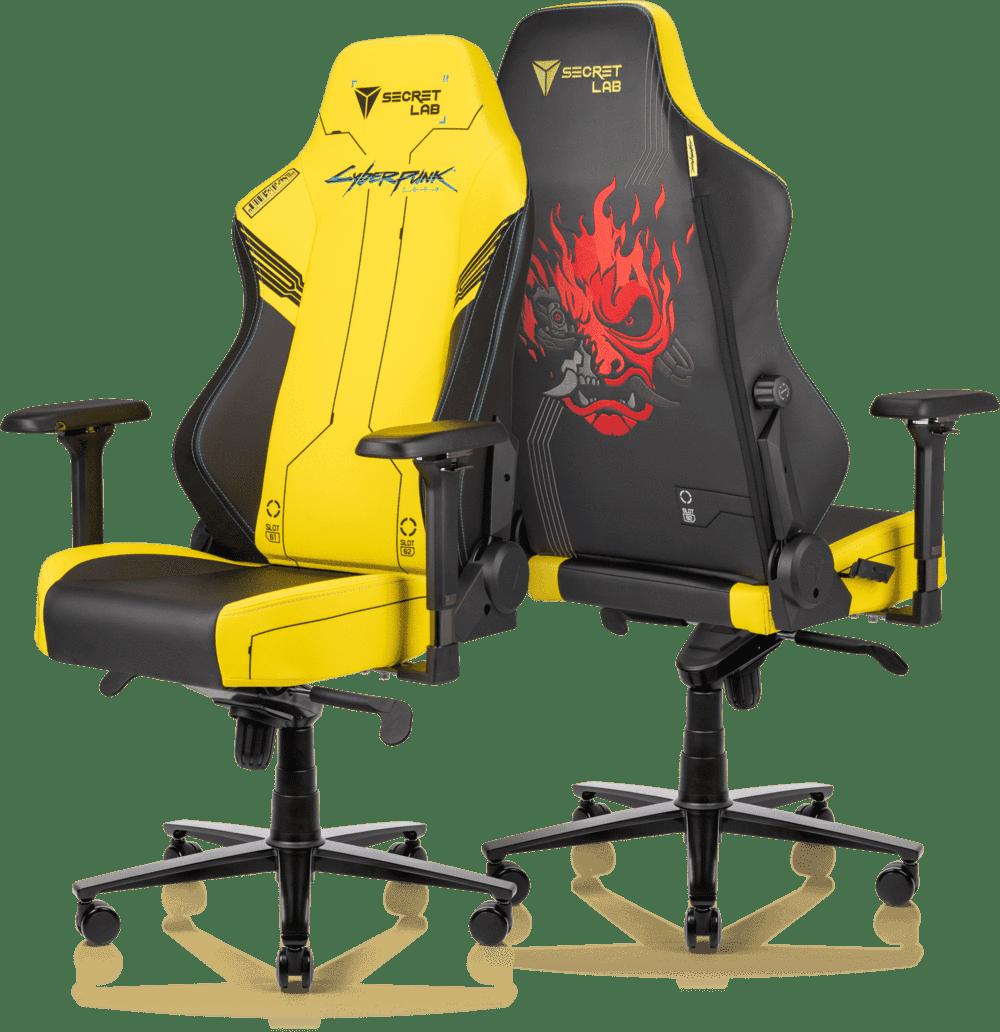 Cyberpunk 2077 X Secretlab: la sedia da gaming definitiva per chi aspetta la techno-dystopia