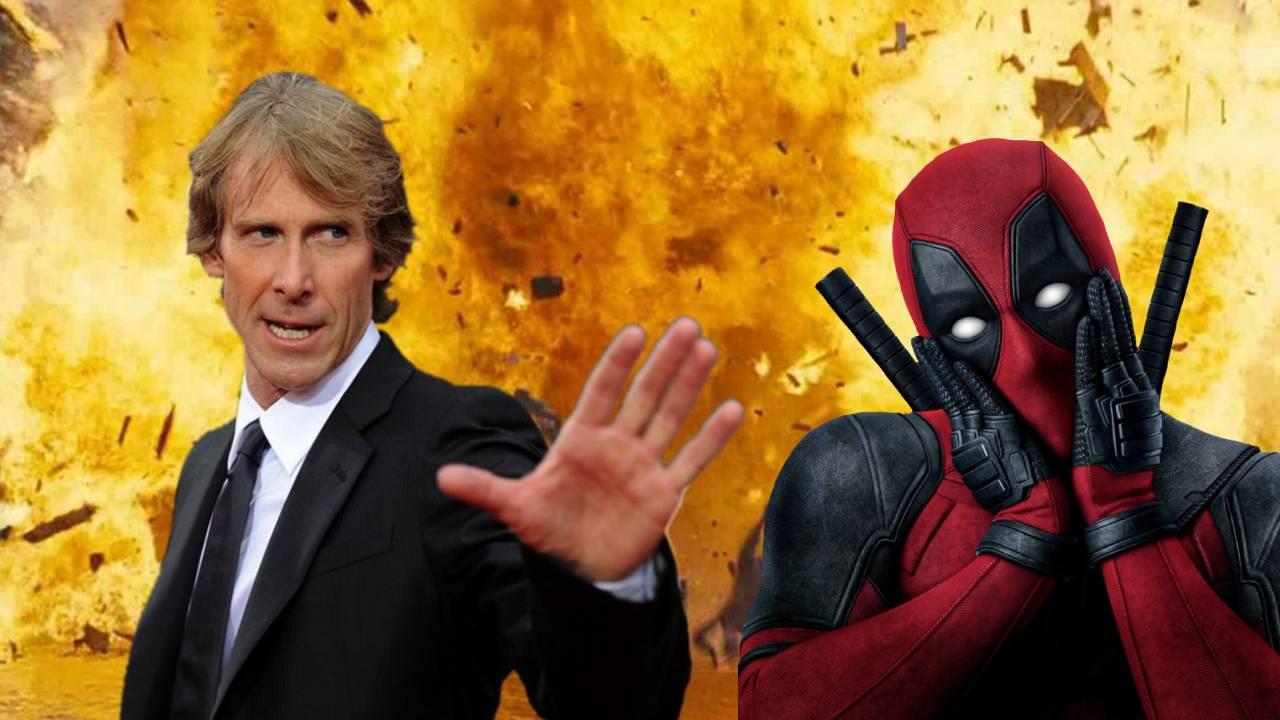Deadpool 3 vedrà il personaggio uccidere il Marvel Fox Universe con Michael Bay regista! (rumor)