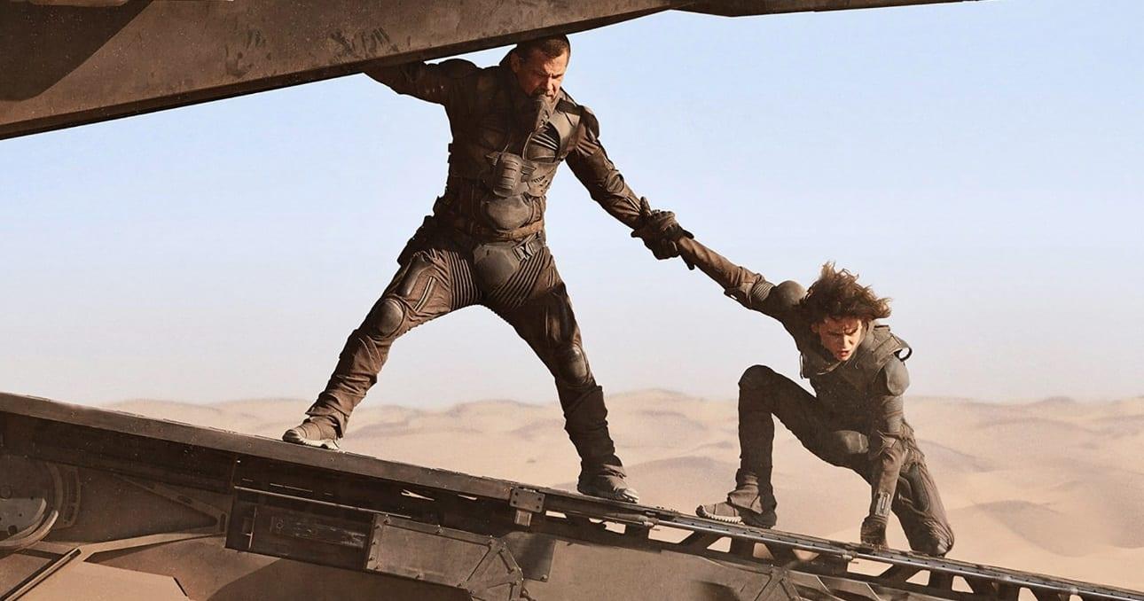 Dune, indiscrezioni sul primo trailer: potrebbe arrivare a Luglio