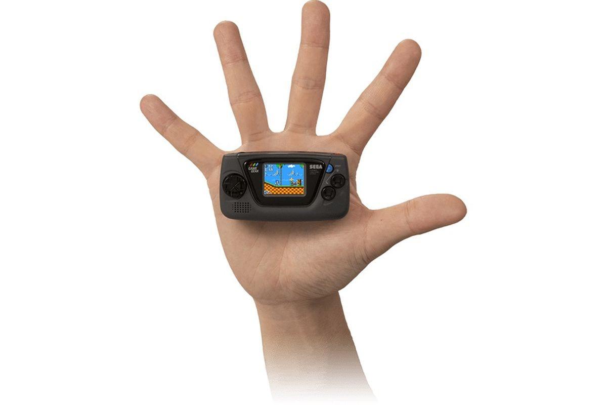 Game Gear Micro, SEGA rilancia la sua storica console portatile