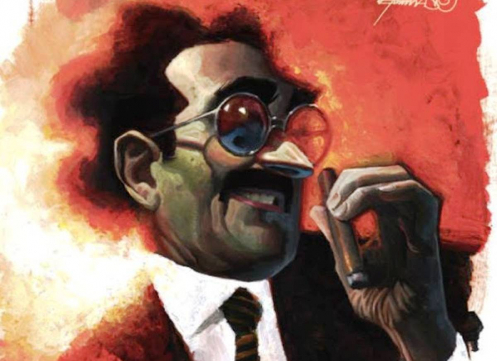 groucho dylan dog