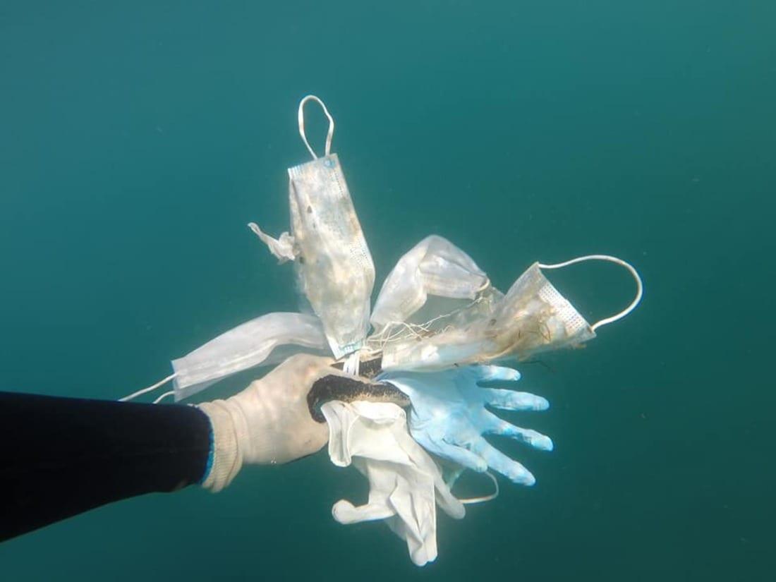 Inquinamento dei mari
