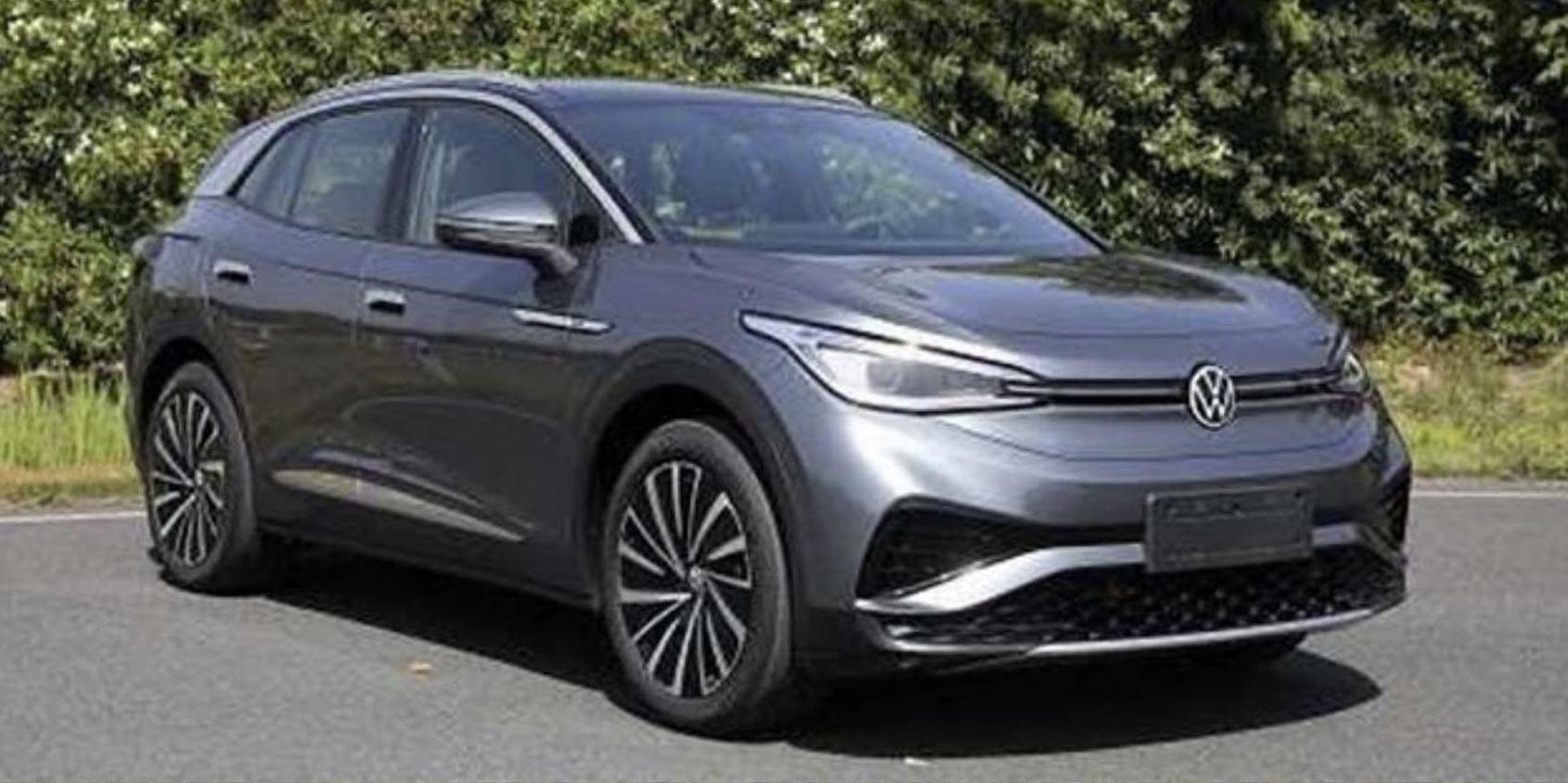 Volkswagen ID.4: l'EV svelata completamente dalle nuove foto spia