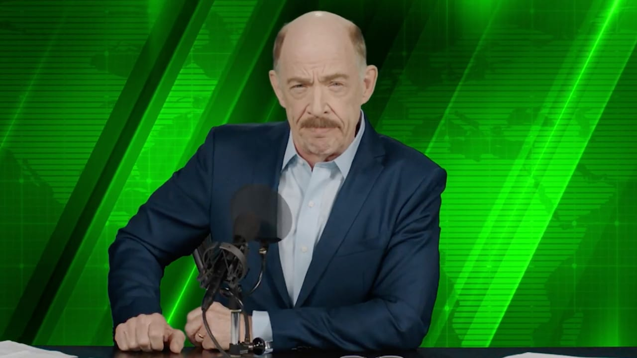 j.k.simmons, spider-man