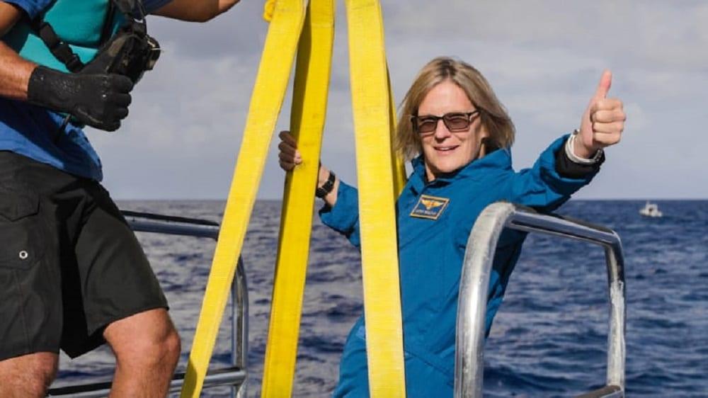 Kathy Sullivan, dopo lo spazio la Fossa delle Marianne: è la prima persona a farlo