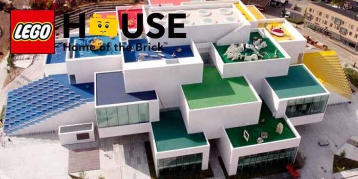 LEGO House Live Tours