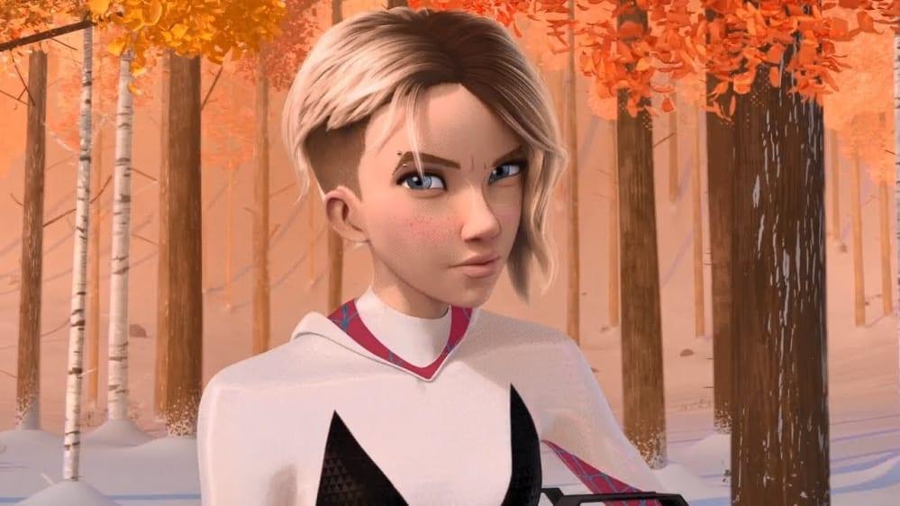 Spider-Man: Un nuovo Universo, Spider Gwen