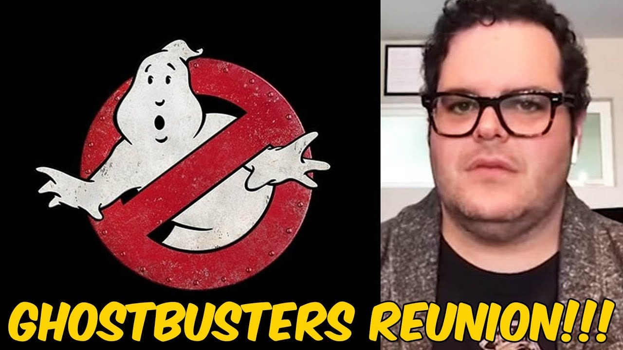 Ghostbusters reunion