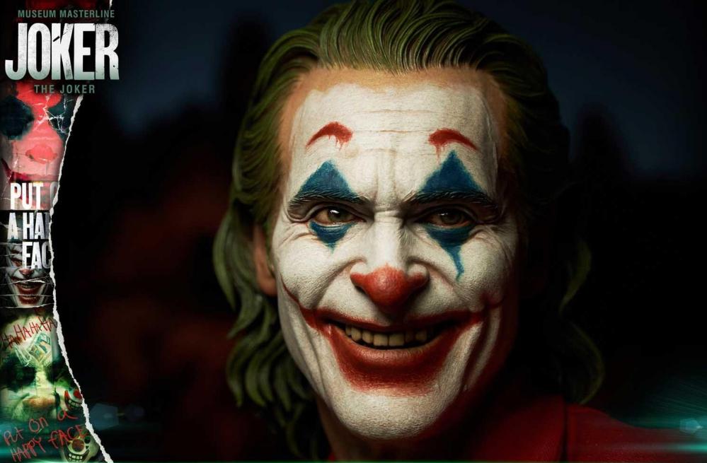 Joker action figure