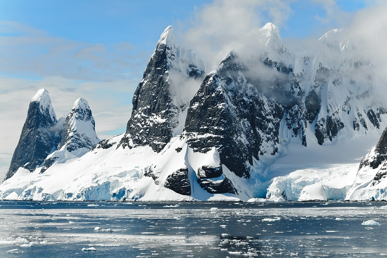 Polo Sud: si sta scaldando tre volte più velocemente del resto del Pianeta