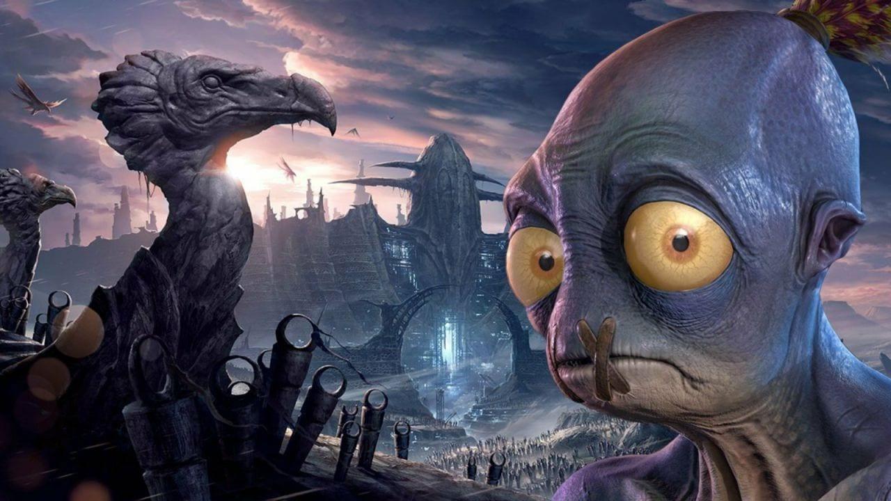Oddworld Soulstorm annunciato per PS5: ecco il trailer