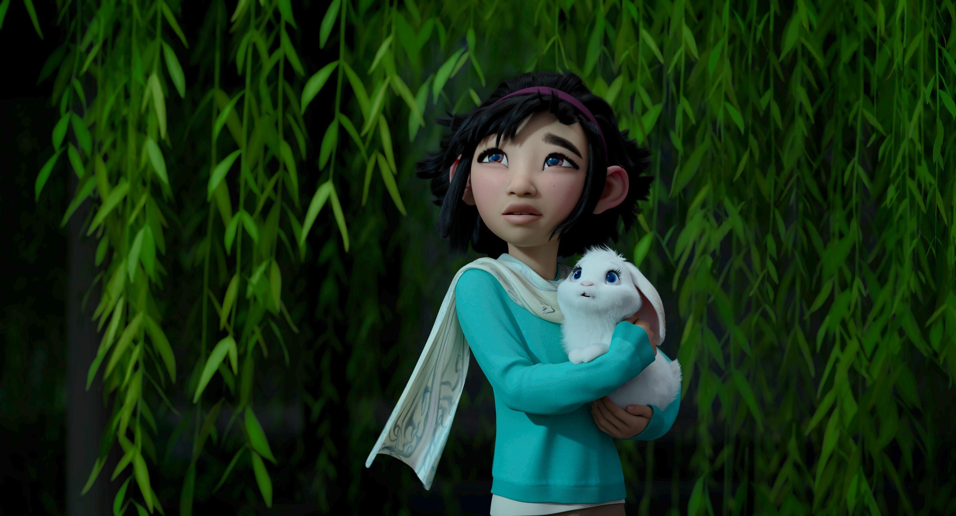 Over the Moon: il film di animazione di Netflix diretto da Glen Keane sembra bellissimo